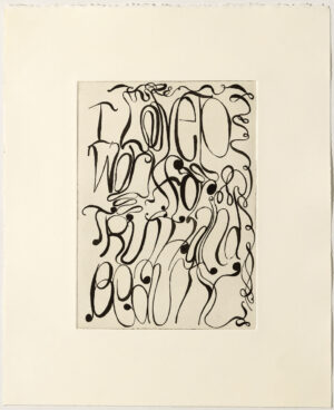 Matt Mullican, Untitled, Truth and Beauty, 2009, num 6