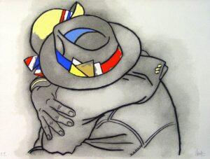 Eduardo Úrculo, Abrazo, 1997