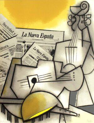Eduardo Úrculo, Bodegón Nueva España, 1999