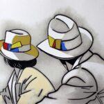 Eduardo Úrculo, Miradas paralelas, 1996