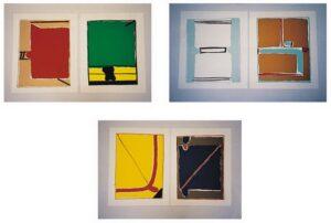 José Guerrero, El color en la poesía, 1975