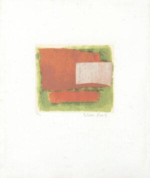 Esteban Vicente, A mis Soledades vengo, de mis Soledades vengo, 1999