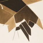 Pablo Palazuelo, Affiche AL Paris, 1956, detail